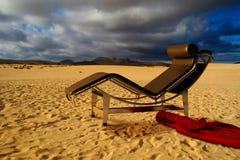 Espejismo en el desierto imagen de archivo libre de regalías
