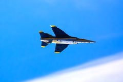 Espejismo F1CZ de Dassault Foto de archivo