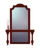 espejo Imágenes de archivo libres de regalías