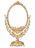 Espejo antiguo Imagen de archivo libre de regalías