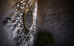 Espejo de Sun Imágenes de archivo libres de regalías