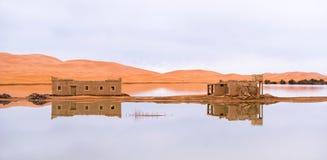 Espejo del agua Foto de archivo