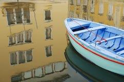 Espejo del agua Imagen de archivo libre de regalías