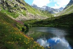 Espejo del lago imagen de archivo libre de regalías