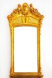 Espejo del oro foto de archivo