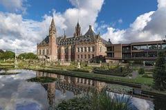 Espejo del palacio de la paz imágenes de archivo libres de regalías