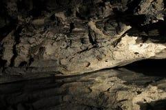 Espejo en cueva Imagen de archivo libre de regalías