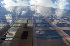 Espejo Los Ángeles del rascacielos Fotos de archivo