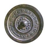 Espejos chinos antiguos del bronce imagen de archivo libre de regalías