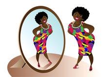 Espelhar Imagem de Stock