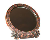Espelho Fotos de Stock Royalty Free