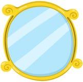 espelho ilustração stock