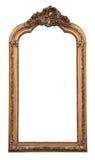 Espelho clássico da parede fotos de stock
