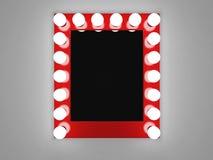 Espelho da composição Fotografia de Stock