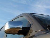Espelho da vista lateral Imagens de Stock