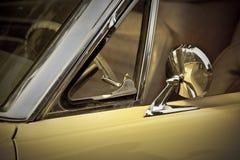 Espelho de carro Imagens de Stock