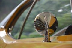 Espelho lateral Imagem de Stock