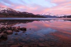 Espelho perfeito Imagem de Stock Royalty Free