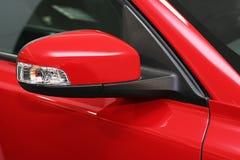 Espelho Rear-view imagem de stock royalty free
