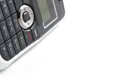Espera móvil para los sms Imagen de archivo libre de regalías