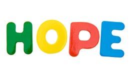 Esperança Fotos de Stock