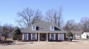Esperança Credit Union, Memphis ocidental, Arkansas fotografia de stock