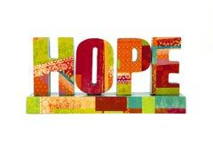 Esperança eterno Imagem de Stock