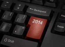Esperança nova - 2014 Imagem de Stock Royalty Free