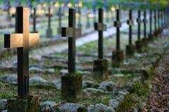 Esperando o dia da ressurreição (2) Fotografia de Stock Royalty Free