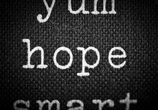 Esperanza Imagen de archivo libre de regalías