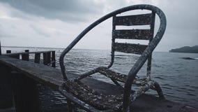 Esperanza pasada por el puerto fotos de archivo