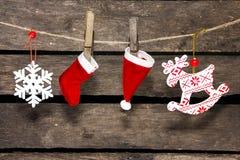 Esperar el día de fiesta Año Nuevo Imágenes de archivo libres de regalías