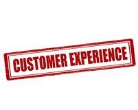 Esperienza del cliente Immagini Stock Libere da Diritti