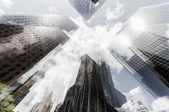 Esperienza urbana Fotografie Stock Libere da Diritti