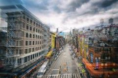 Esperienza urbana Fotografie Stock
