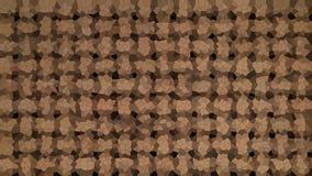 Esperimento con la carta da parati 3 Fotografia Stock Libera da Diritti