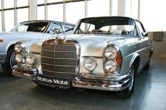 Esperto in informatica 1968 automatico di Mercedes-Benz 280 Fotografie Stock Libere da Diritti