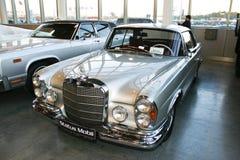 Esperto in informatica 1968 automatico di Mercedes-Benz 280 Immagini Stock Libere da Diritti