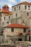 Esphigmenou Monastery Royalty Free Stock Image