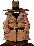 Espião ilustração stock