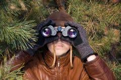 Espião Foto de Stock Royalty Free