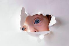 Espião pequeno Imagens de Stock