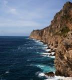 espichel скалы плащи-накидк южное Стоковые Фото