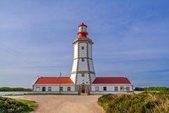 The Espichel Cape lighthouse Royalty Free Stock Photos
