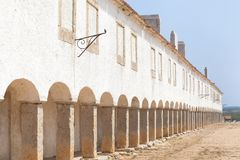 Espichel przylądek, Sesimbra, Portugalia obrazy stock