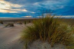 Espiguette plaża w Francja Zdjęcie Stock