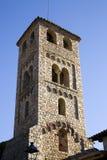 Espinelves church, Spain Stock Photos
