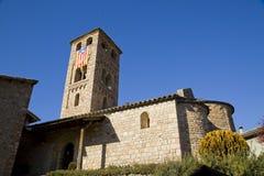 Espinelves, Espanha Foto de Stock Royalty Free