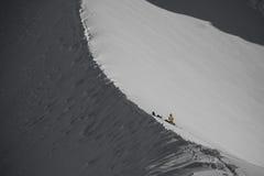 Espinha da montanha Fotografia de Stock
