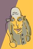 Espion illustration de vecteur